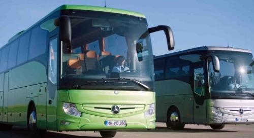 Noul Mercedes-Benz Tourismo RHD reprezintă inovaţia economică a autocarelor turistice