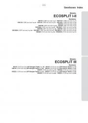 Cutie Viteze Ecosplit I - II Part 1