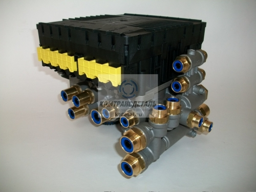 Modulator presiune ABS